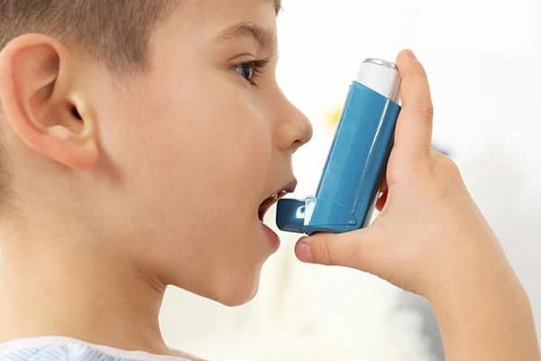درمان آسم کودکان