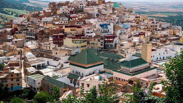 مکنس، مراکش