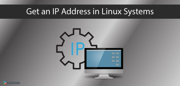 ip سرور در لینوکس