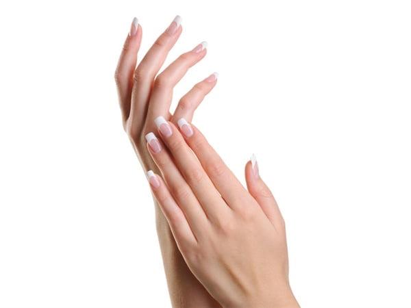 درمان زبری دست