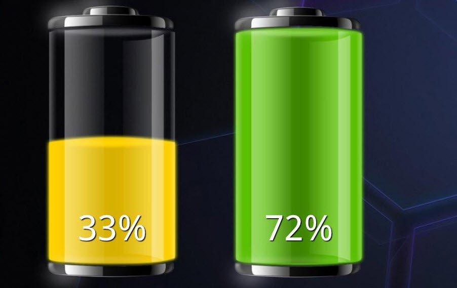 باتری لپ تاپ در لینوکس