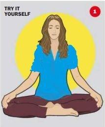 تمرین تنفسی 1