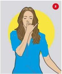 تمرین تنفسی 2