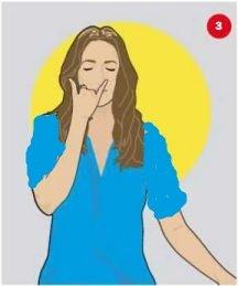 تمرین تنفسی 3