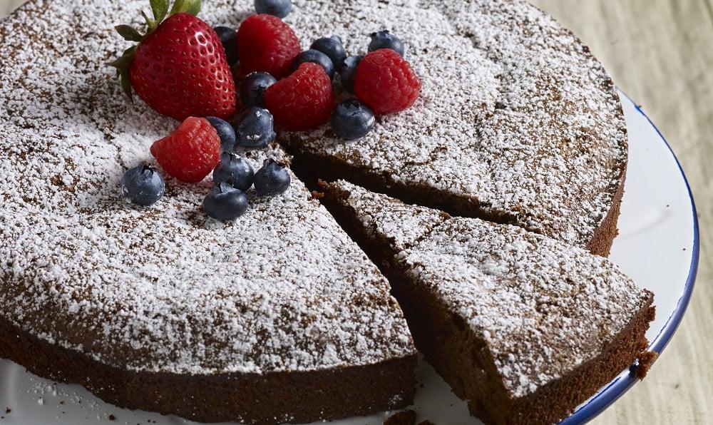 دستور پخت کیک شکلاتی