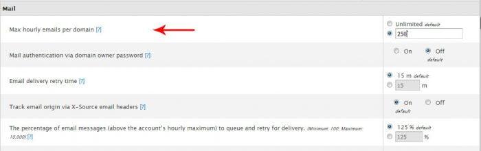 اعمال محدودیت برای همه کاربران