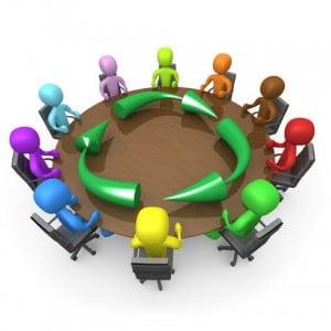 جلسات حضوری با مشتری