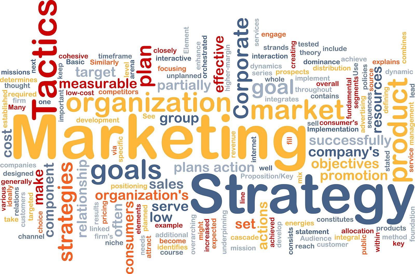 بااستراتژی شماره ۱ بازاریابی آشنا شوید