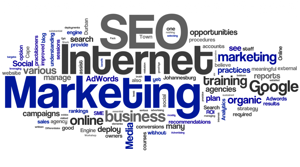 تفاوت سئو و بازاریابی اینترنتی