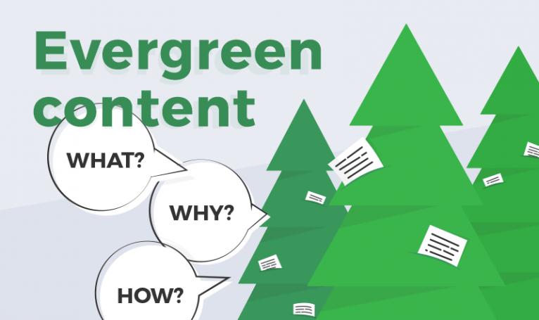 چگونه می توانیم محتوای همیشه سبز تولید کنیم؟