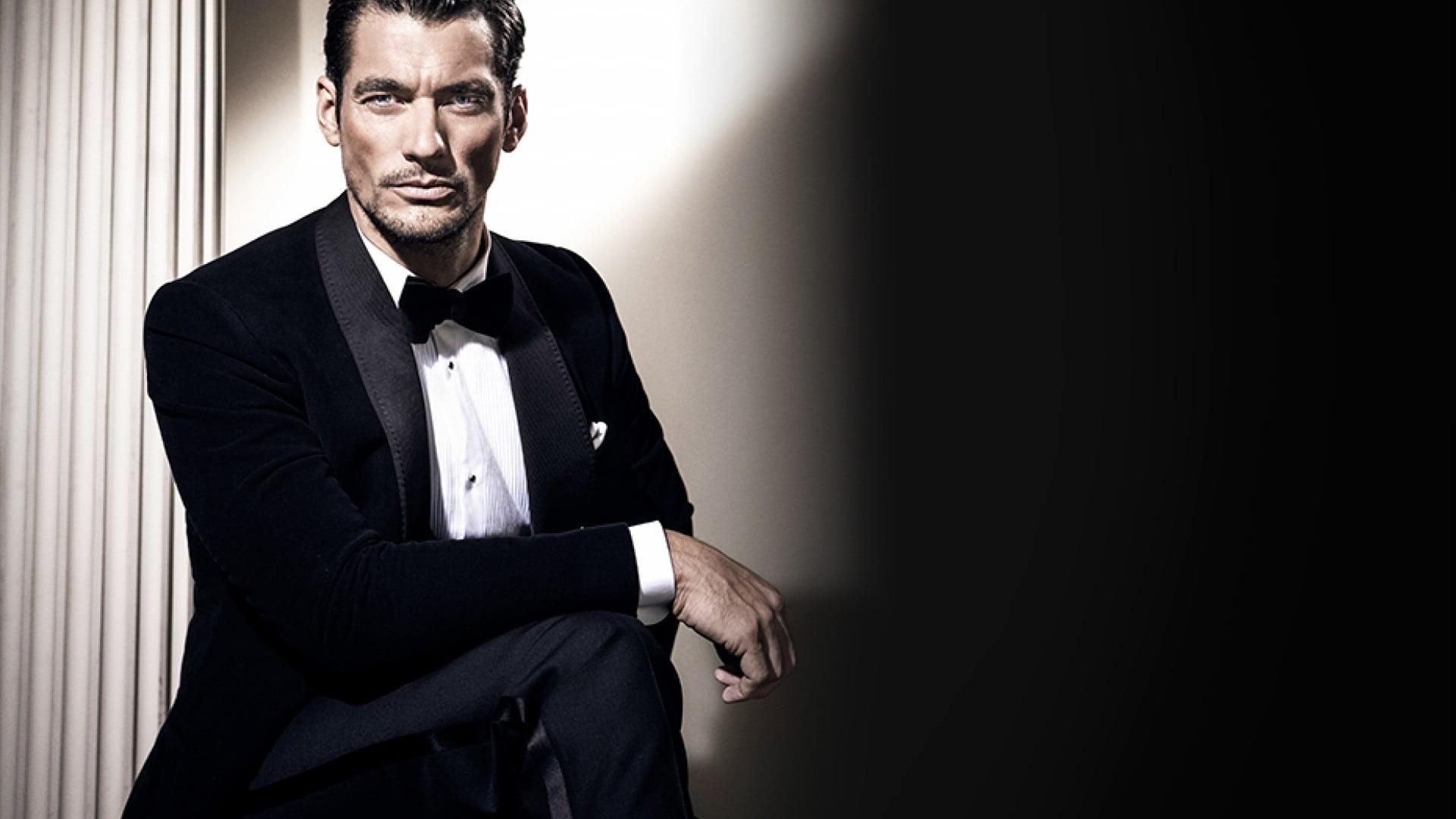 قواعد شیک پوشی به روایت مدل بریتانیایی، دیوید گندی