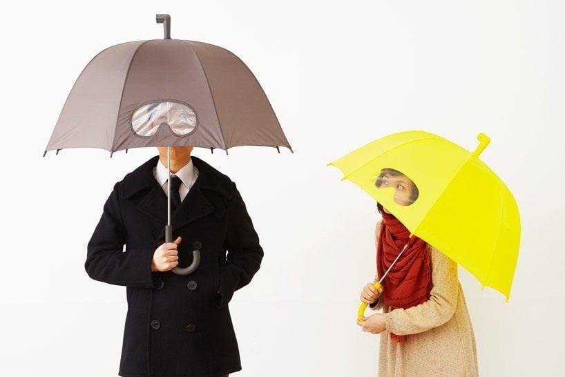چتر عینکی