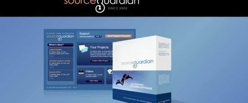 نصب source guardian