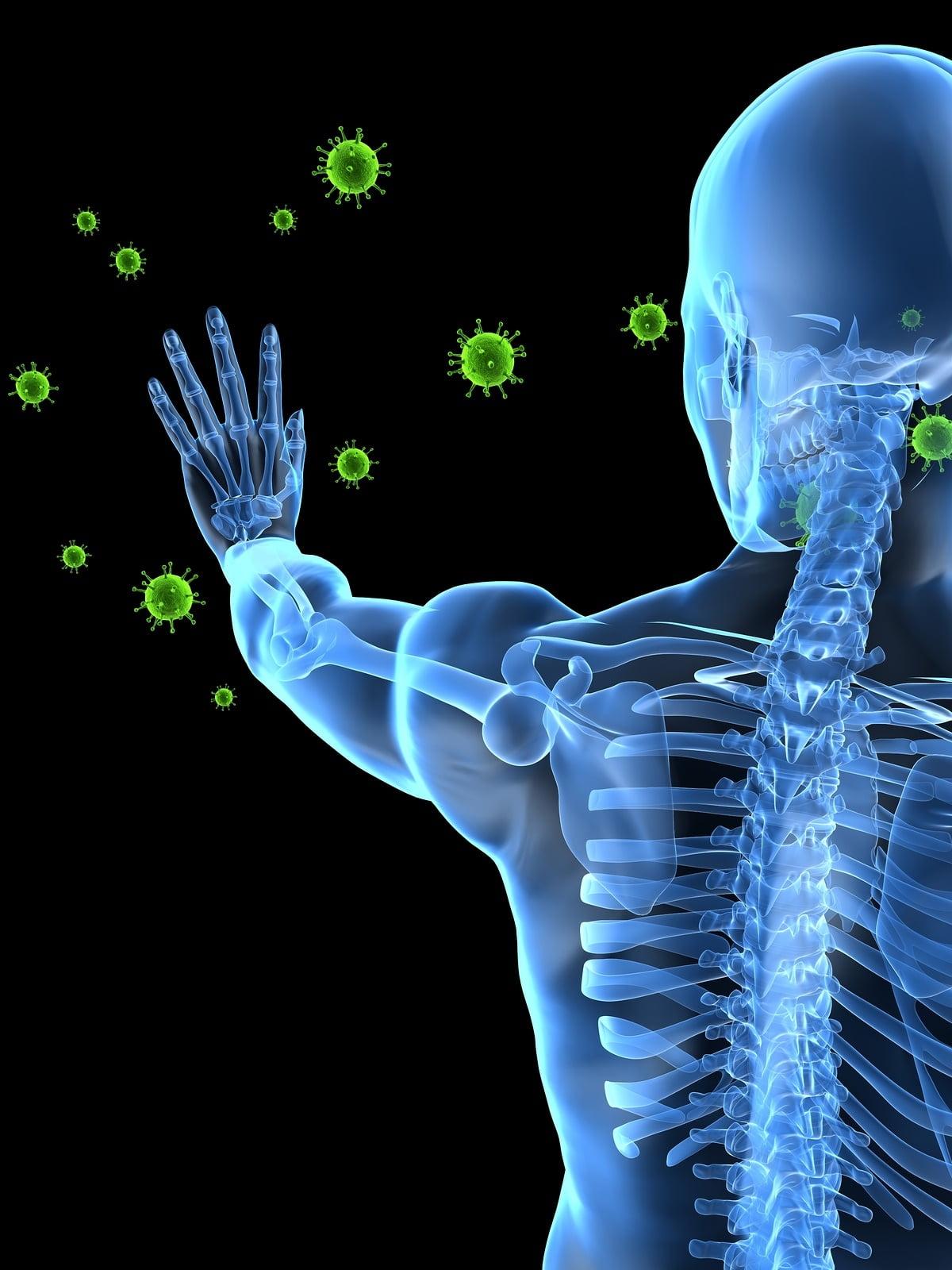 ۱۰ بیماری و مشکل سیستم ایمنی ضعیف