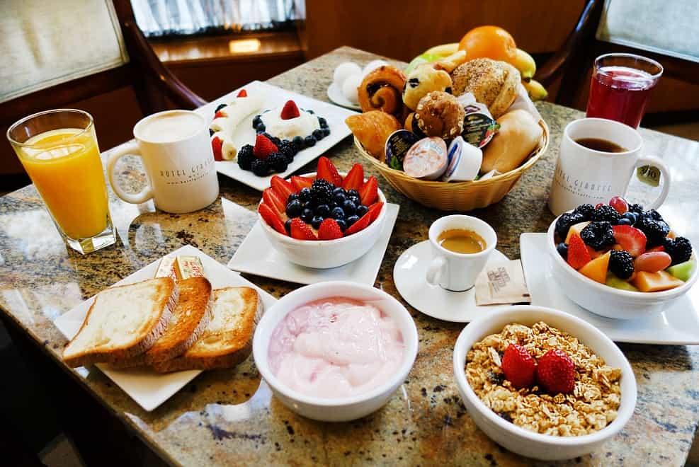 خوراکی طلایی برای یک صبحانه کامل
