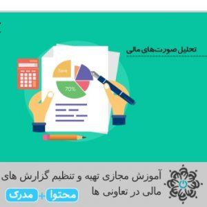 تهیه و تنظیم گزارش های مالی در تعاونی ها