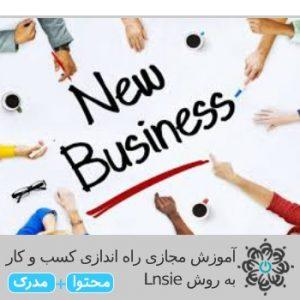 راه اندازی کسب و کار به روش Lnsie