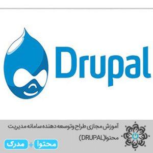 طراح وتوسعه دهنده سامانه مدیریت محتوا(DRUPAL)