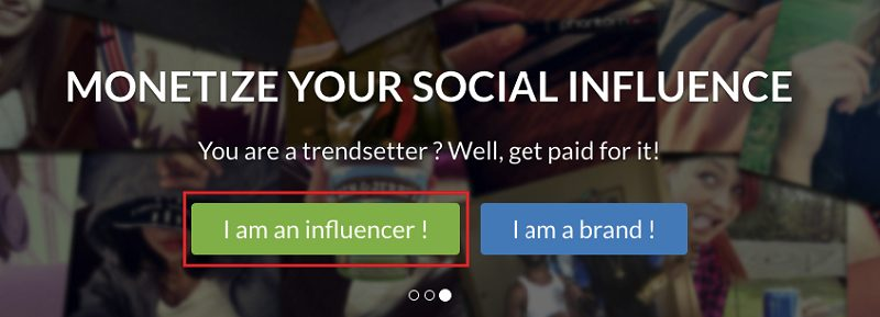 I am an influencer‌