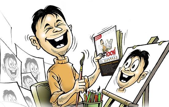 کاریکاتوریست