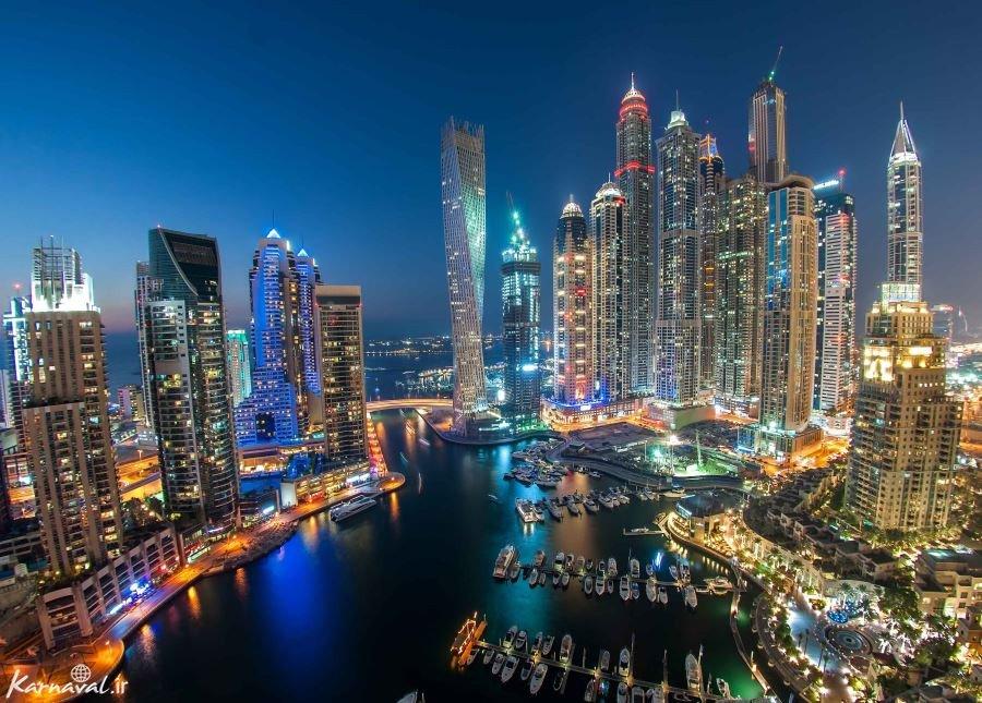 کسب و کار در دبی