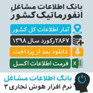 بانک اطلاعات انفورماتیک کشور