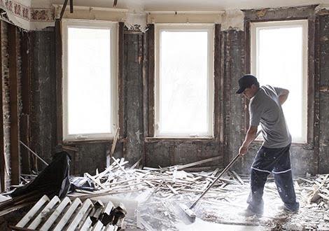 نوسازی موقتی منازل