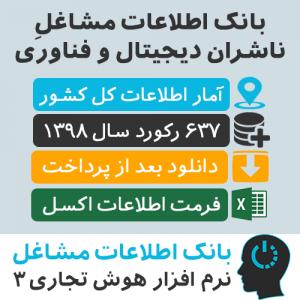 بانک اطلاعات ناشران دیجیتال