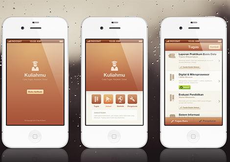 اپلیکیشنهای تلفن همراه