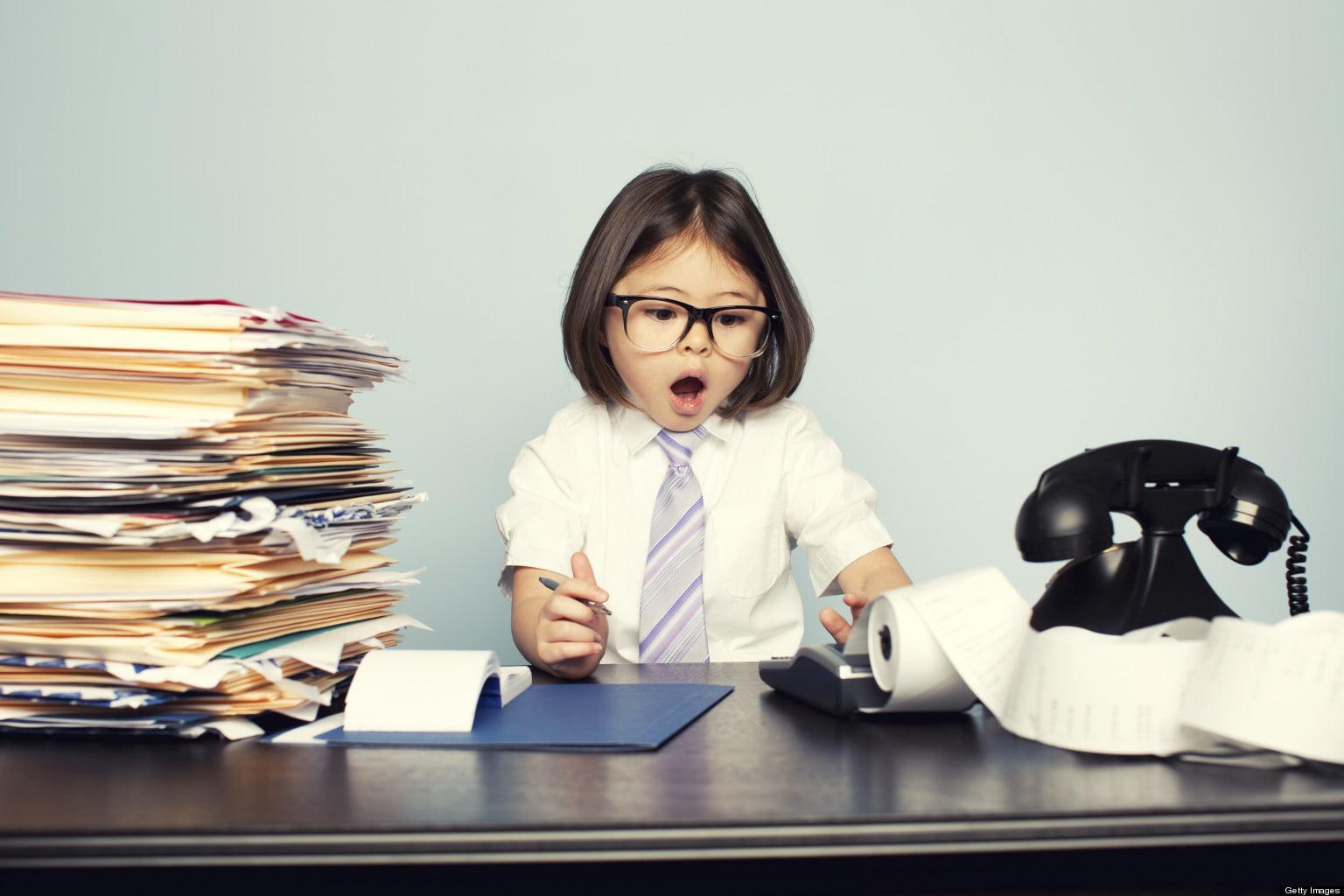 چند ایده کسب و کار کوچک برای فرزندان