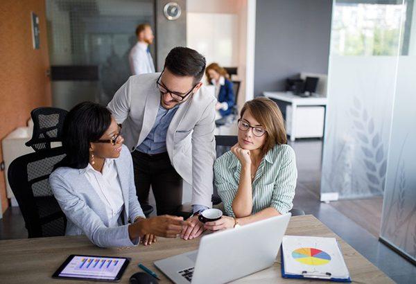 تکنیک ارتباطی در محل کار