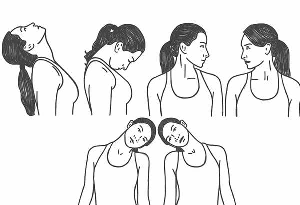 حرکت کششی گردن
