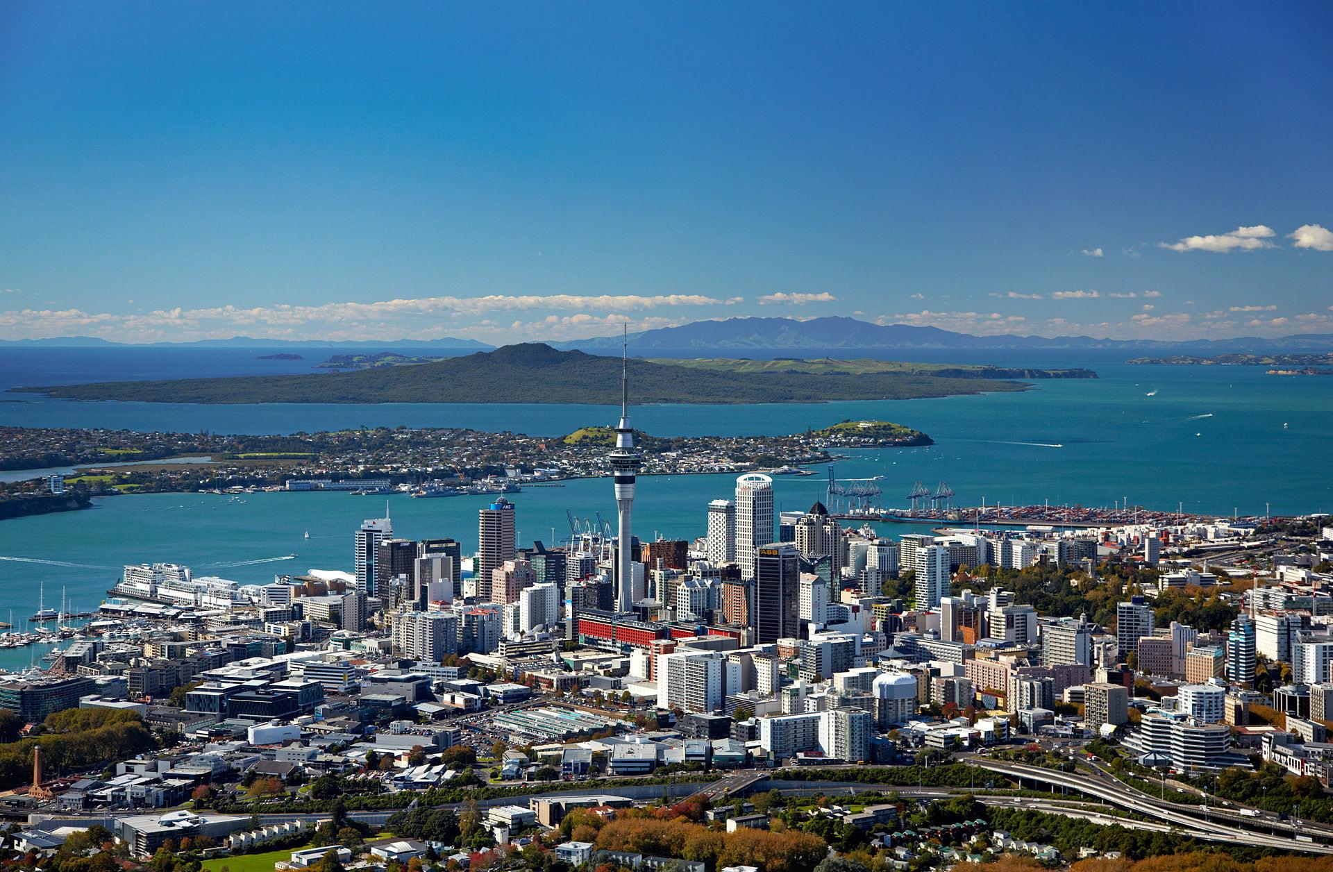 New Zealand City