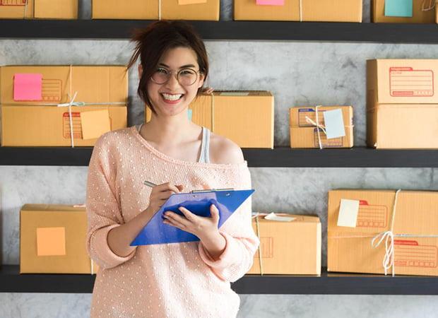 Entrepreneurship at home