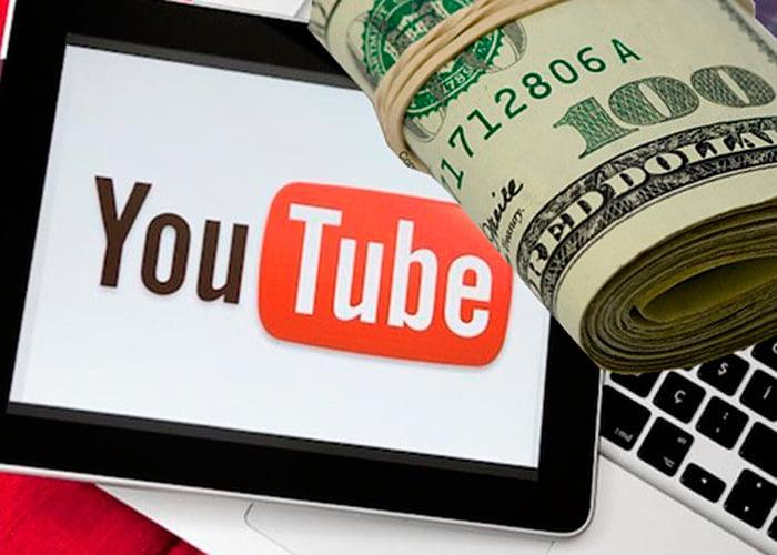 پول درآوردن از یوتیوب
