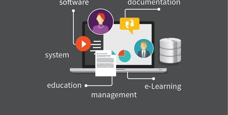 مدیریت یادگیری همراه با نرم افزارهای LMS