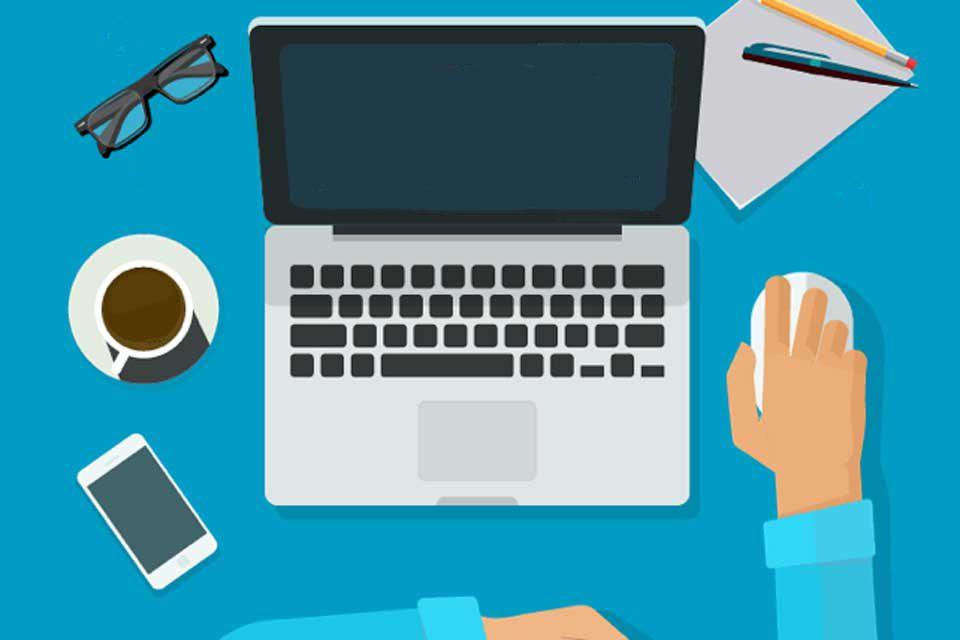 چگونگی تاثیر آموزش الکترونیکی در تدریس دوره ی آمار کاربردی