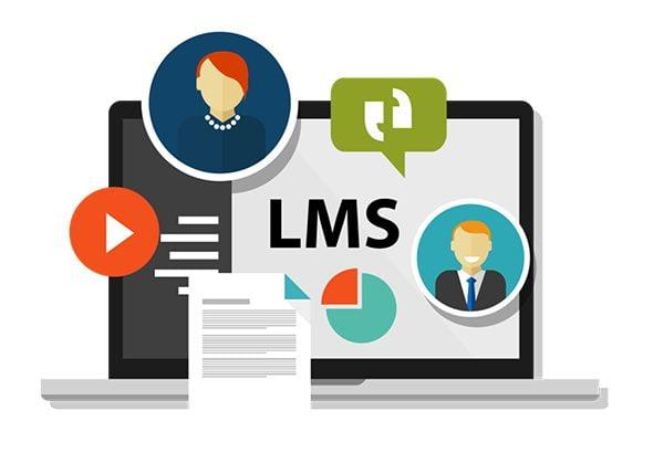 نرم افزار LMS اختصاصی