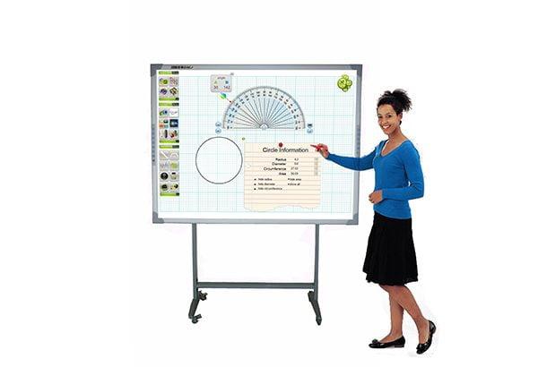 فناوری آموزشی-تخته سفید تعاملی
