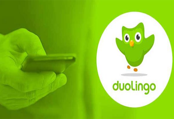 یادگیری آنلاین زبان انگلیسی- دولینگو