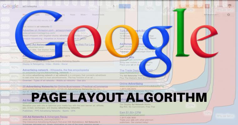الگوریتم طرح بندی گوگل