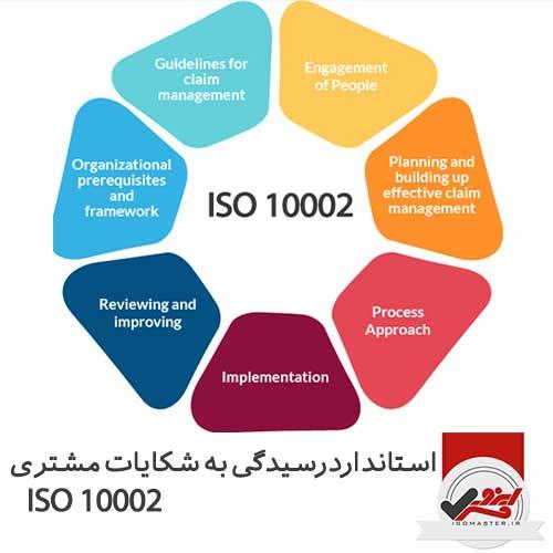 ایزو رسیدگی به شکایات مشتری ISO 10002