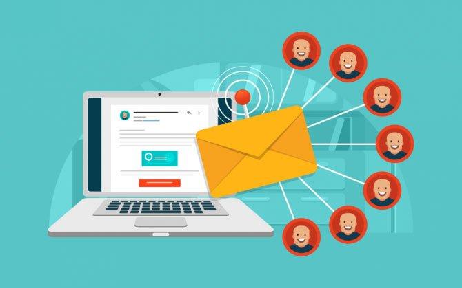 ایده های محتوایی گوناگون برای ایمیل مارکتینگ