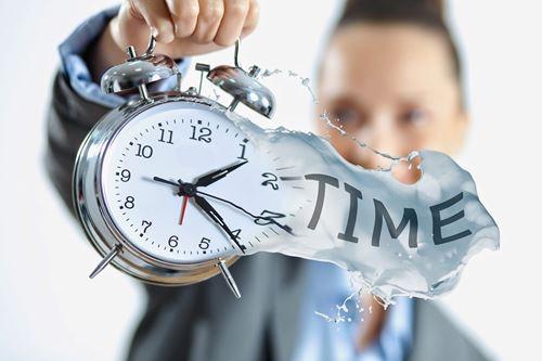 کمک مدیریت زمان به مدیریت فروش