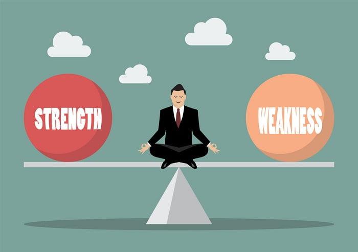 نقاط ضعف کسب و کار تان