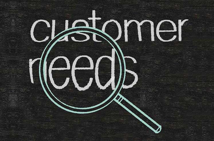 نیازهای مشتریان