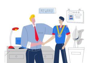 انگیزه دهی به کارمندان فروش
