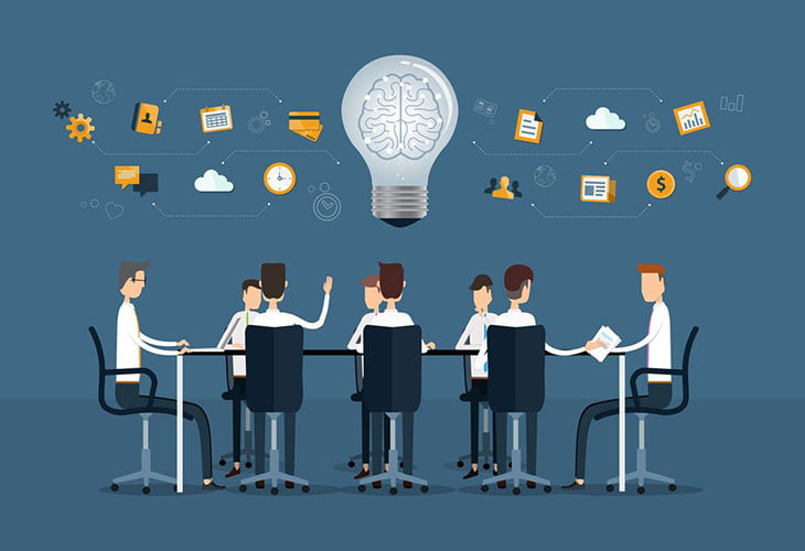 چگونه جلسات فروش خود را با موفقیت به پایان برسانید