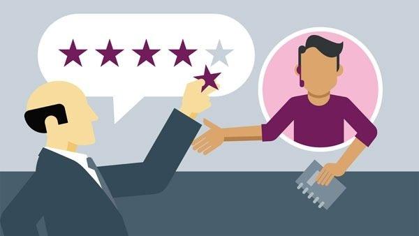 اصول برخورد با مشتری برای فروش بیشتر