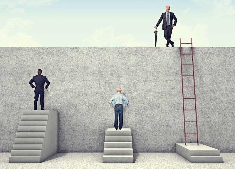 افراد موفق در تجارت